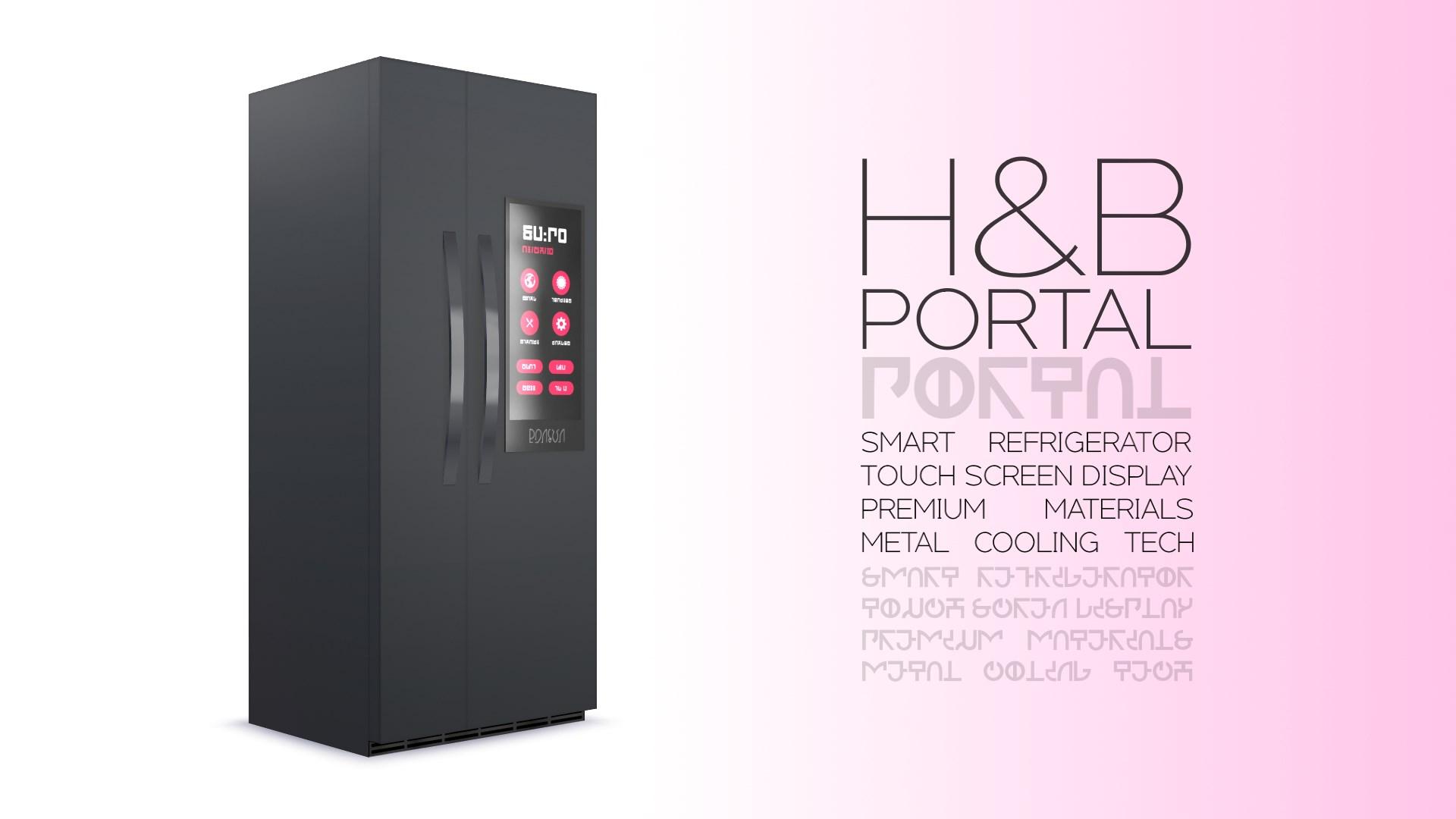H&B Portal - Expensive Refrigerator