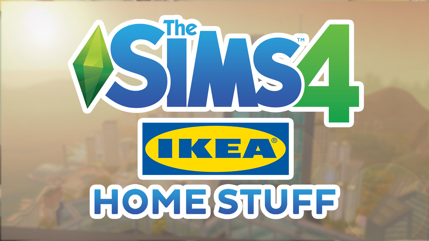 The Sims 4 IKEA Home Stuff